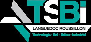 TSBI Logo white